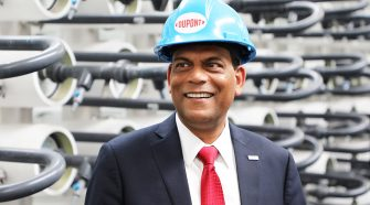 HP Nanda, Global Vice President and General Manager, DuPont Water Solutions
