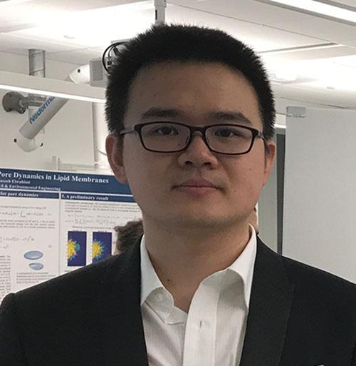 Hongchen Shen 5th Year Ph.D. Student
