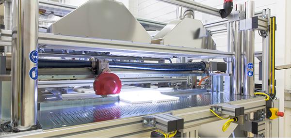 JCEM Cross-Cutting Equipment