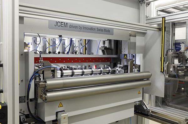 JCEM Slitting Equipment
