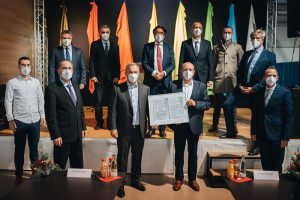 Mask-Alliance Bavaria FFP2 Facemask Certification Ceremony