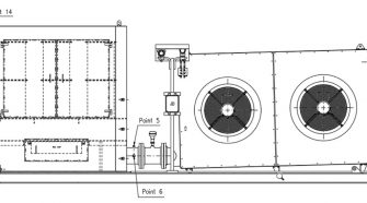 General layout of the SOMS