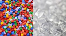 Recycled Plastic Pellets