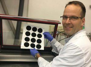Ben-Gurion University Researchers Develop Self-Sterilizing Filter