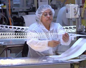 Superior Felt & Filtration Cleanroom manufacturing of filter media