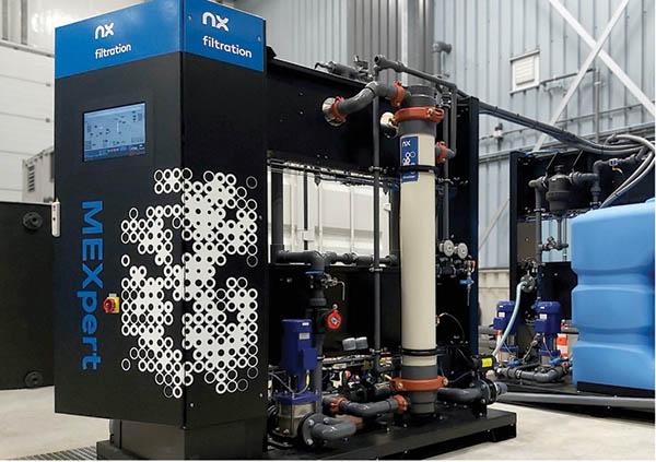 NX Filtration Mexpert
