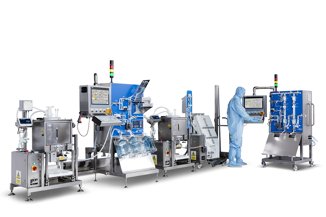 Pall Bioprocessing Filtration System