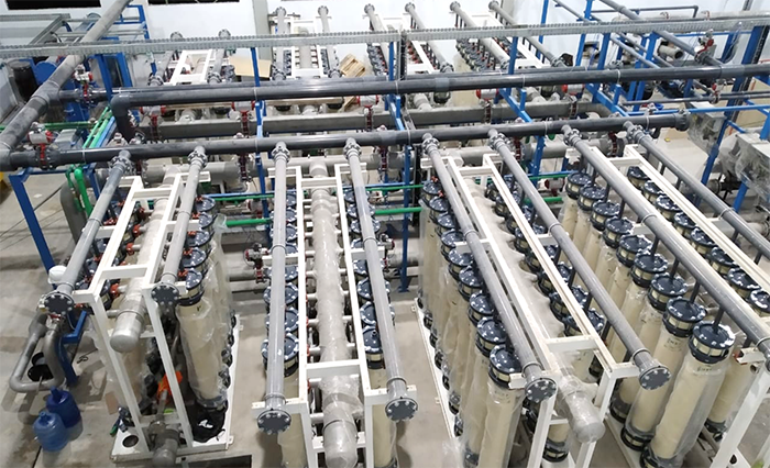 NX Filtration for Indonesian Hospital