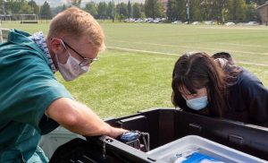 Colorado University Researchers Track COVID-19 with Wastewater