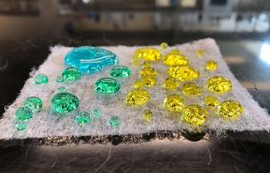 Nanotech Coating for Virus Capture Via Filters