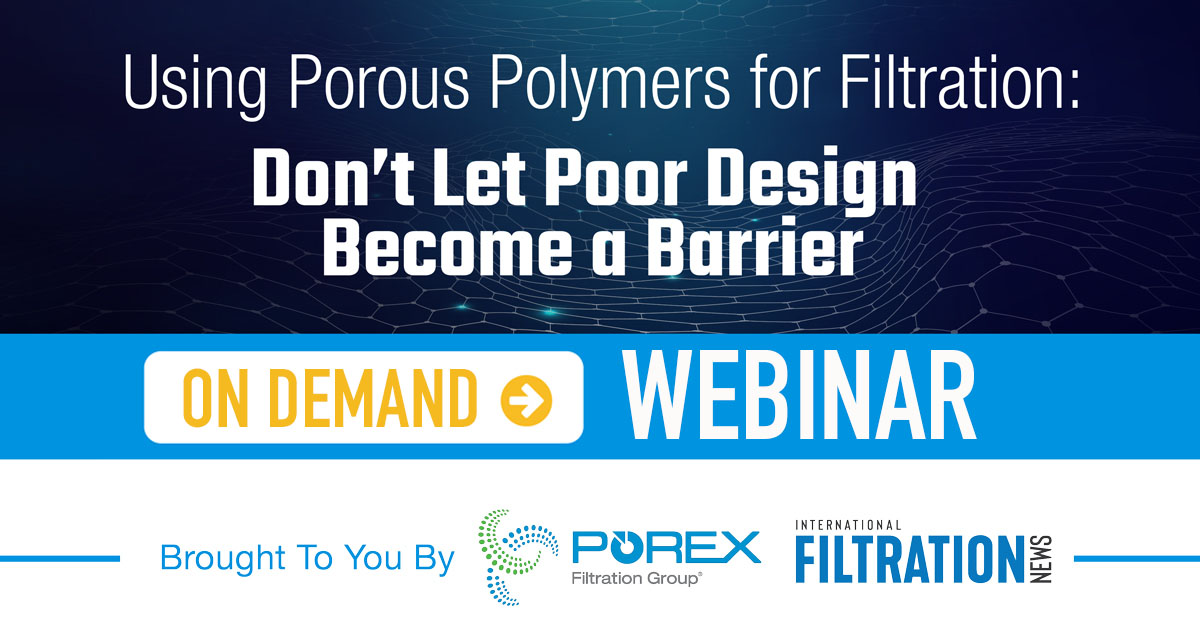 IFN Porex On Demand Webinar