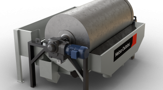 Metso Outotec magnetic separators