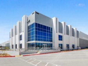 Mann+Hummel distribution center