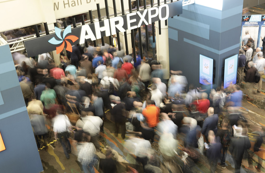 AHR Expo focus on indoor air quality (IAQ)