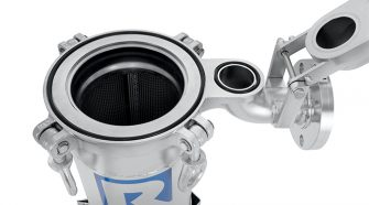 Rosedale Products Model 8OT Filter Housing