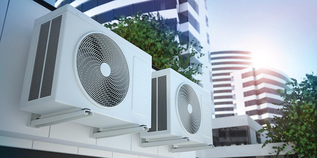 HVAC system for building