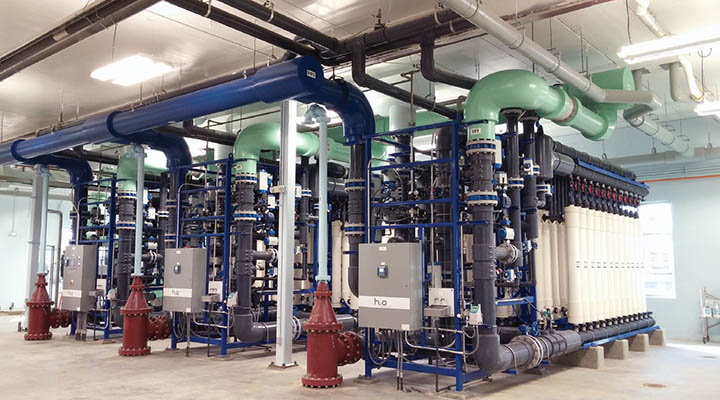 Torayfil ultrafiltration membranes are based on PVDF hollow fiber technology