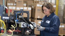 Helix warehouse quality control