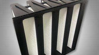 V-Bank filter