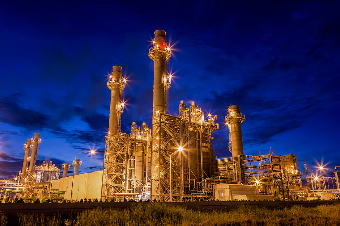 Power generation is one of the primary applications for hot-gas filtration