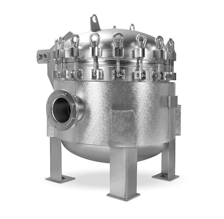 Rosedale Products multi-bag filter housing