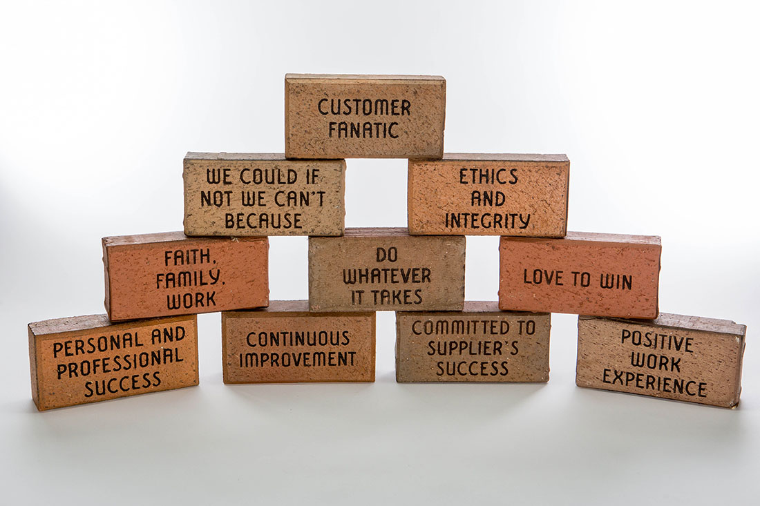 Beverlin's corporate culture is based on a strong customer-first focus.