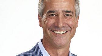 John Staunch, president & CEO, Pentair