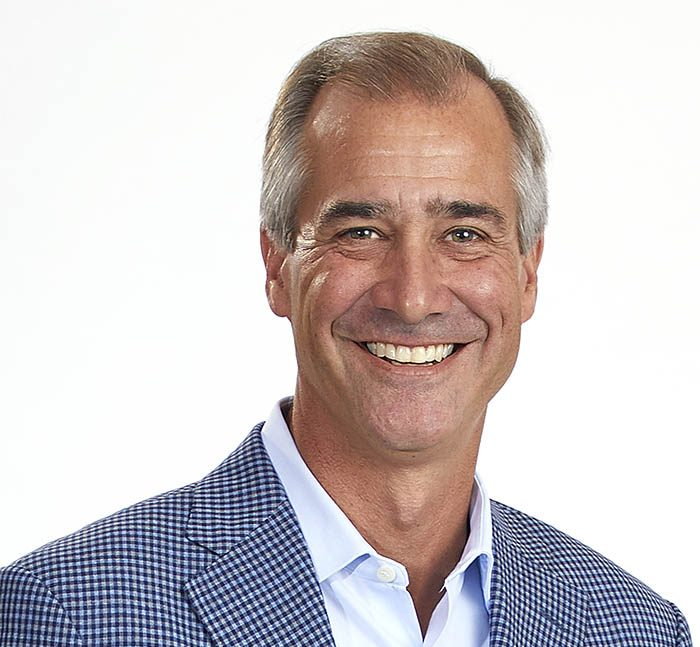 John Stauch, president & CEO, Pentair