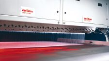 Oerlikon Nonwoven's meltblown technology ensures particularly homogeneous nonwoven fabric properties and grammages, even for sensitive raw materials.