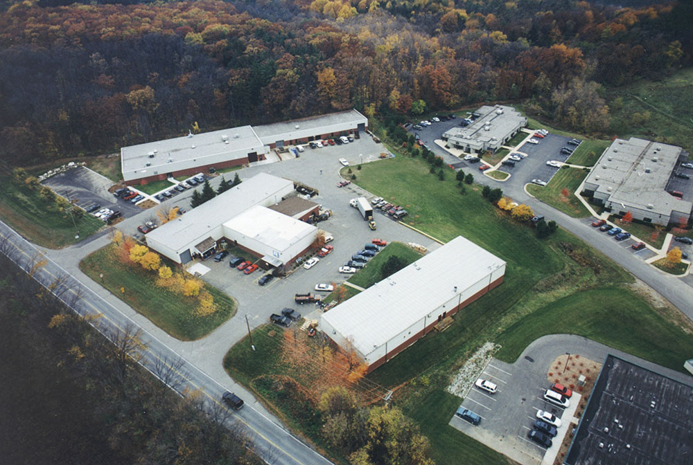 Rosedale Product's facilities in Michigan