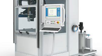 Sonderhoff's SMART-M dispensing cell.