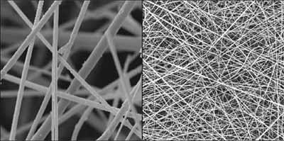 Filtration News Microglass Fiber Nanofibers